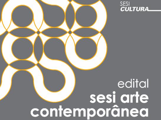 Edital Sesi Arte Contemporânea