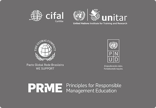 Logo das parcerias do Sesi em Responsabilidade Social