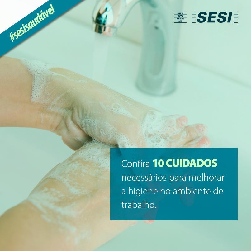 higiene trabalho